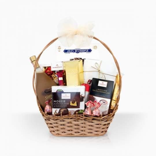 "Gift Basket ""Chocolate mood"""