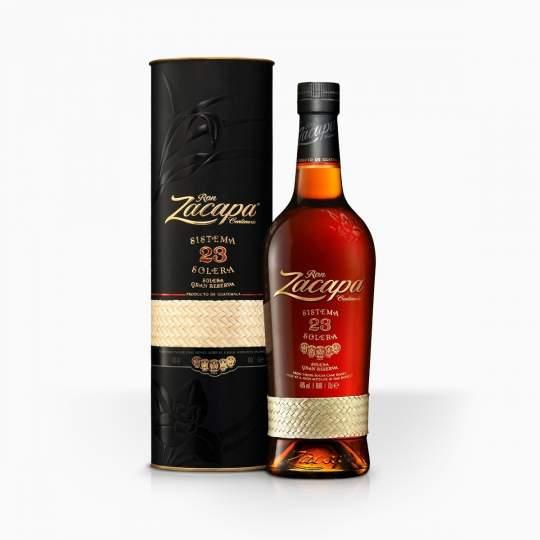 Rum Zacapa Centenario Aged 23 Years 40% 0,7l