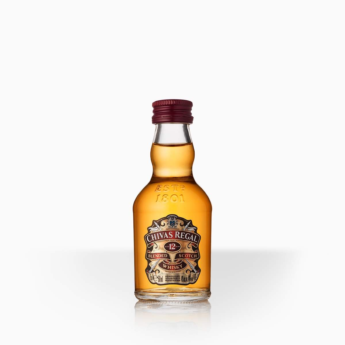 Whisky Chivas Regal 40% 0,05l