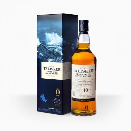 Whisky Talisker Classic 10YO 45,8% 0,7l