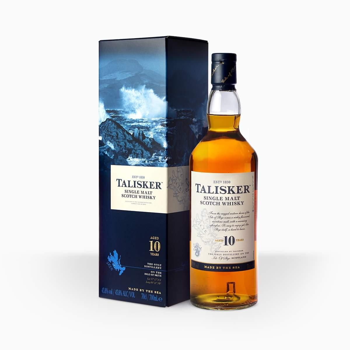 Whisky Talisker Classic 45,8% 0,7l