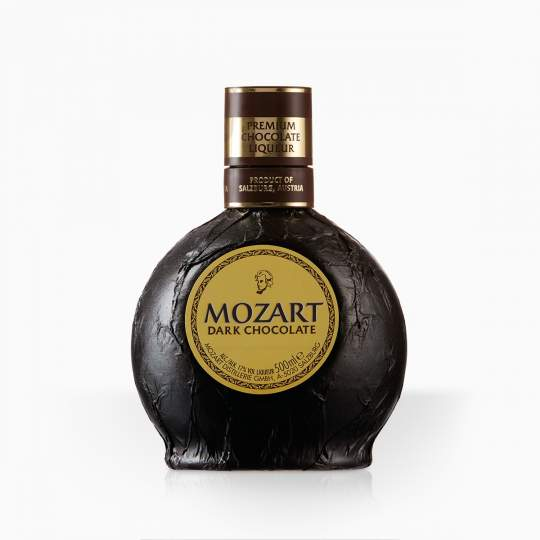 Likér Mozart Pure Black Dark 17% 0,5l