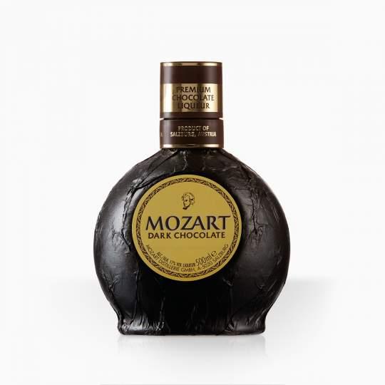 Liquor Mozart Pure Black Dark 17% 0,5l