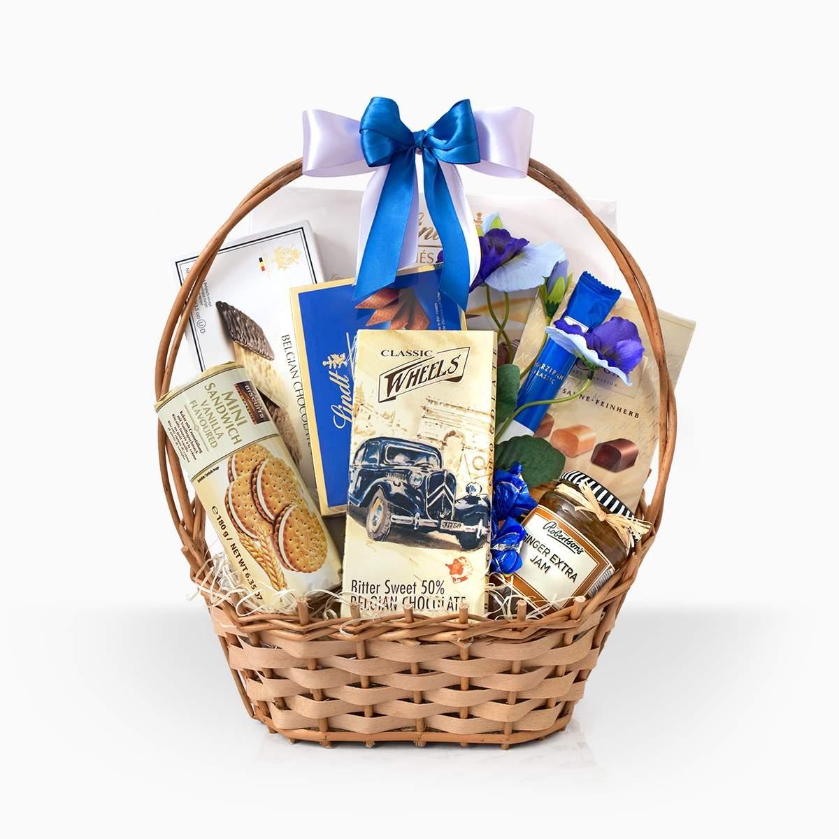 """Gift Basket """"Lovely Morning"""""""