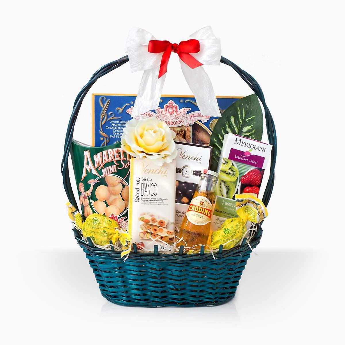 "Gift Basket ""Italian Recipes"""