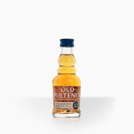 Whisky Old Pulteney 40% 0,05l