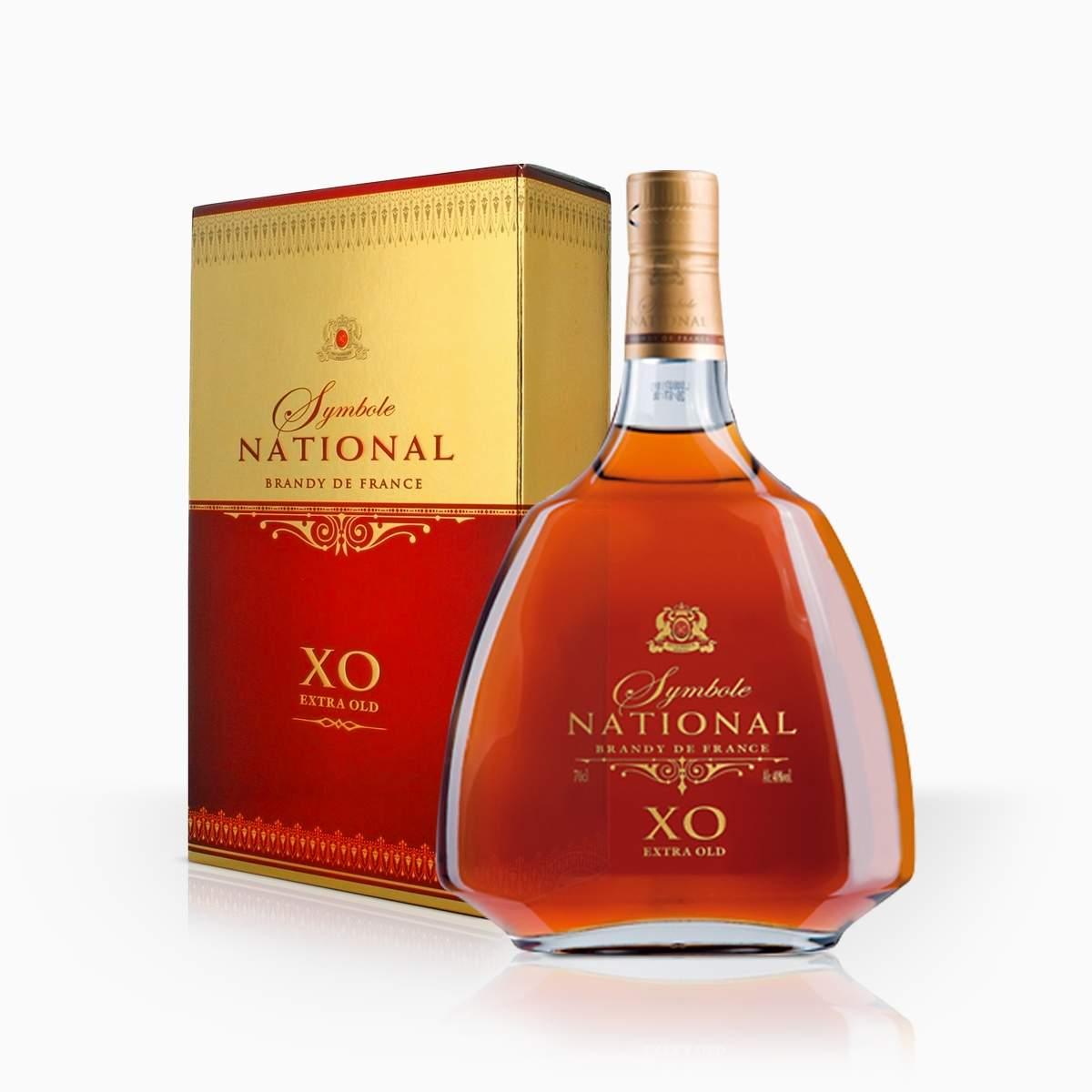 Brandy Symbole National XO 40% 0,7l