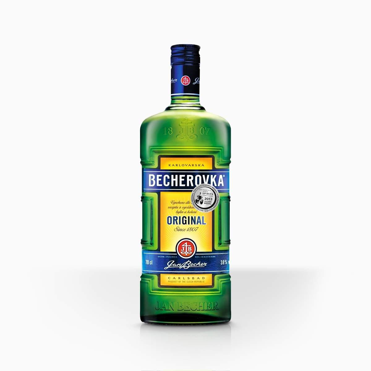Likér Becherovka 38% 0,7l