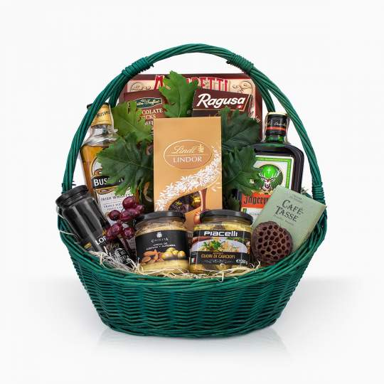 """Gift Basket """"Generous Forest"""""""