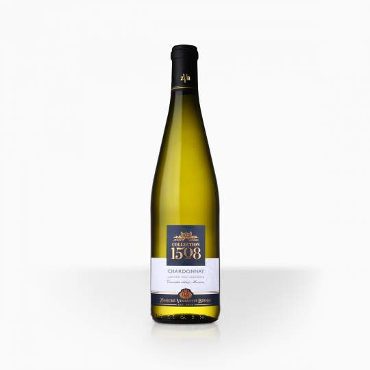 Víno ZVB Collection 1508 Chardonnay 12,4% 0,75l