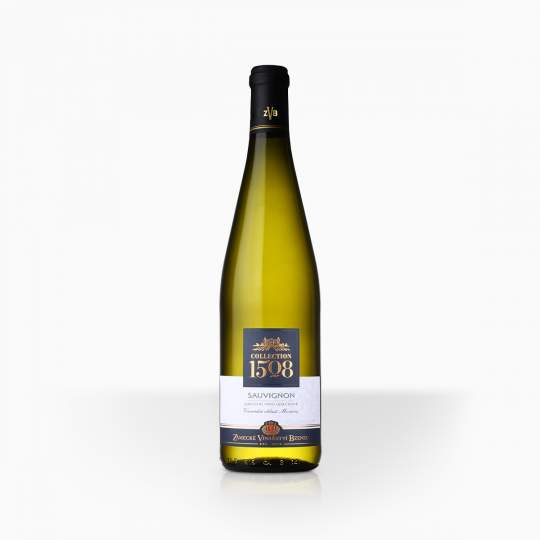 Víno ZVB Collection 1508 Sauvignon 12,3% 0,75l