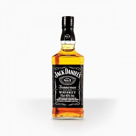 Whisky Jack Daniel´s 40% 0,7l