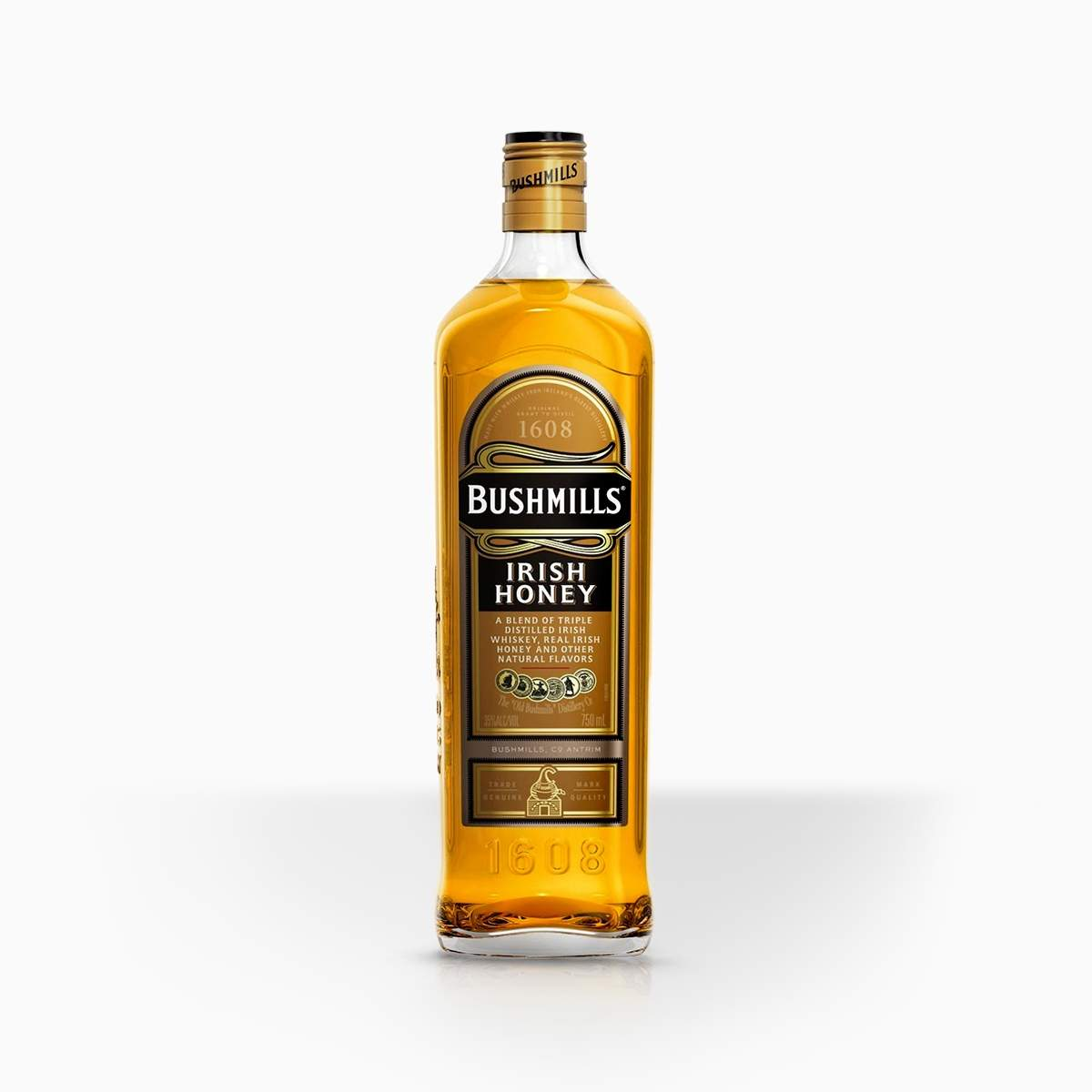 Whisky Bushmills Honey 35% 0,7l