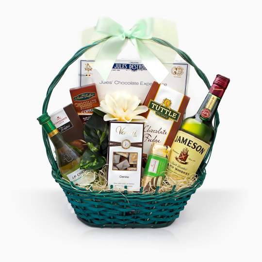 "Gift Basket ""Jean Paul Jameson"""