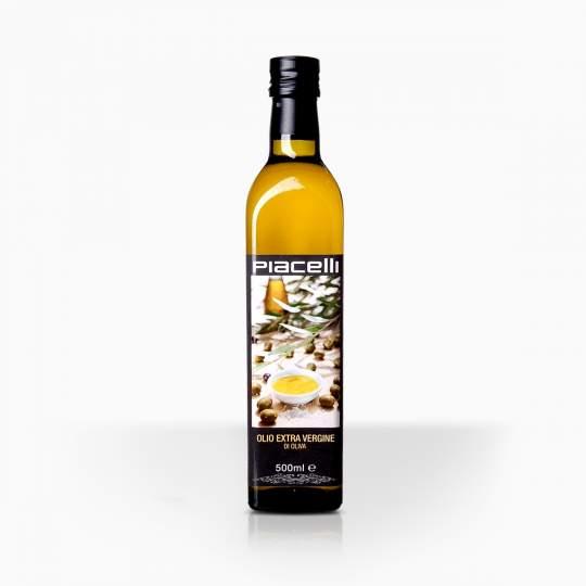 Piacelli extra panenský olivový olej 0,5l