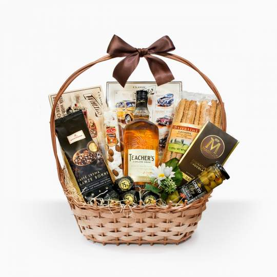 "Gift Basket ""Golden Years"""