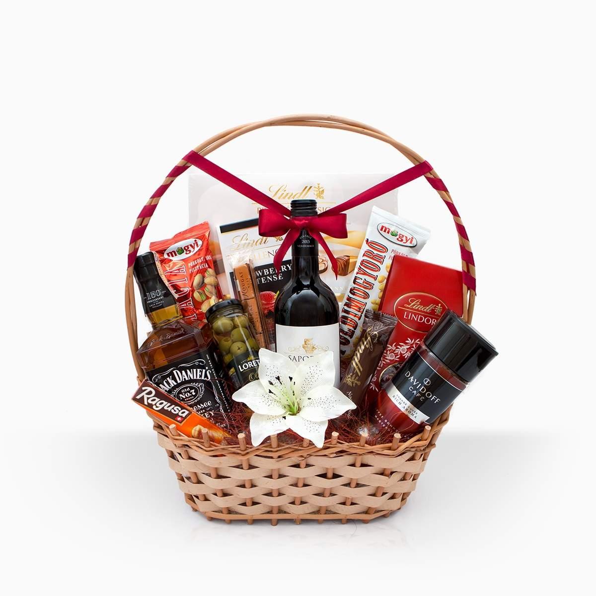 """Gift Basket """"Cabaret"""""""