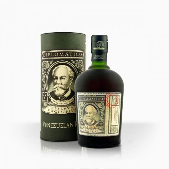 Rum Diplomatico Reserva 12YO 40% 0,7l