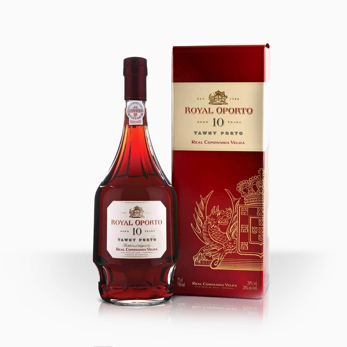 Víno Royal Oporto Tawny Porto 10YO 20% 0,75l