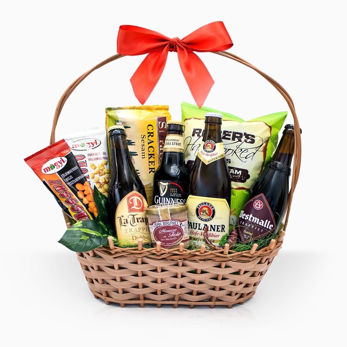 """Gift Basket """"Beer Festival"""""""