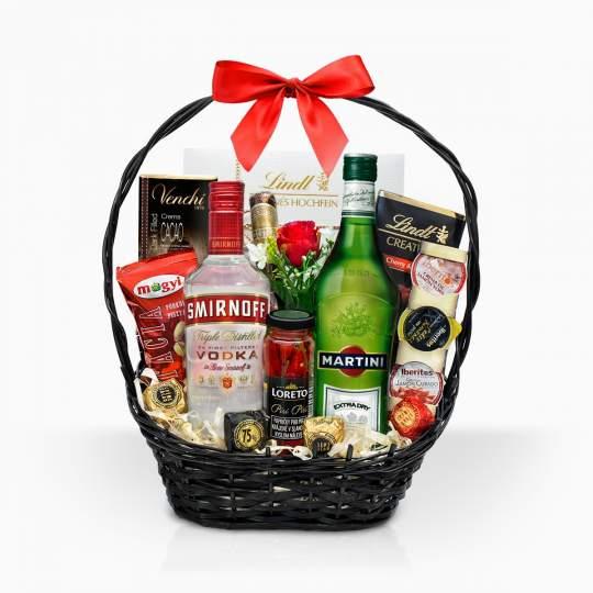 """Gift Basket """"Hot Cocktail"""""""