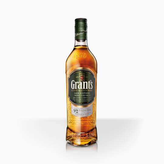 Whisky Grant´s Sherry Cask Finish 40% 0,7l
