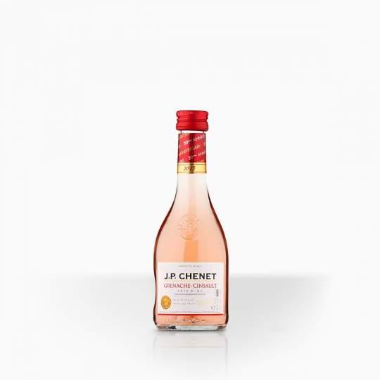 Víno J.P Chenet Cinsauit Rose 12,5% 0,25l