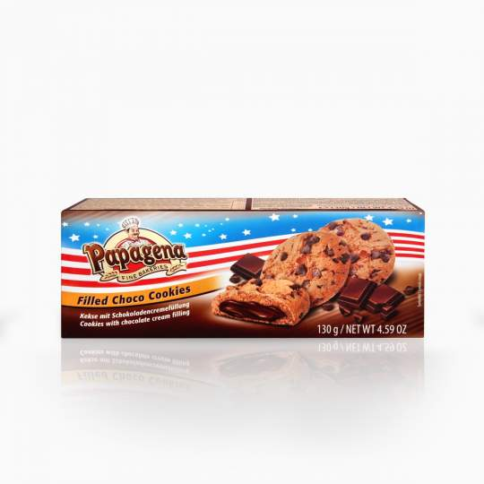 Papagena US Cookies Choclate Cream 130g