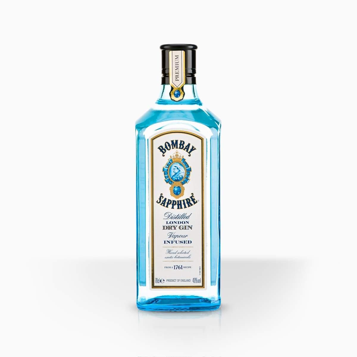 Gin Bombay Saphire 40% 0,7l