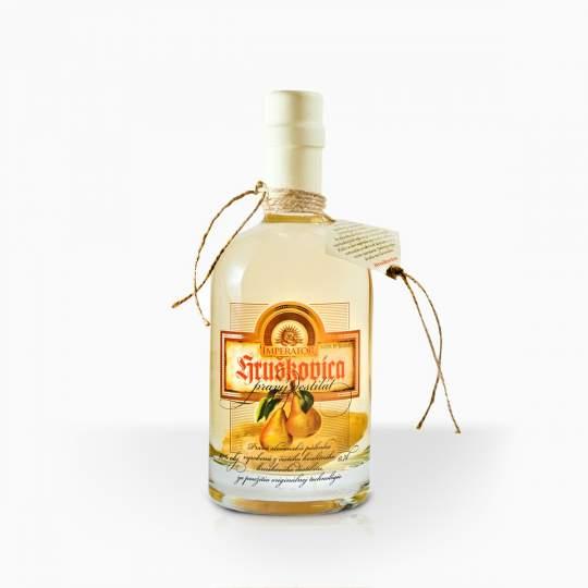 Destilát Imperator Hruskovica Exclusive 50% 0,7l
