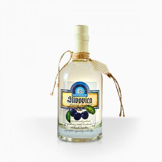 Destilát Imperator Slivovica Exclusive 50% 0,7l
