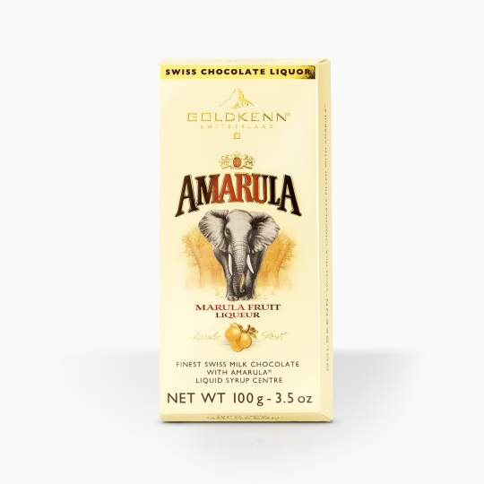 Goldkenn Amarula Liquor Bar 100g