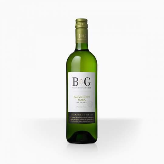 Wine Barton & Guestier Sauvignon 0,75l