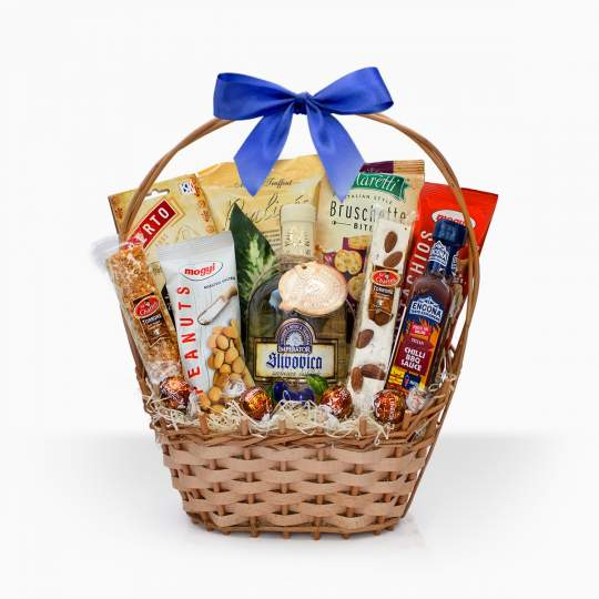 "Gift Basket ""Old Friends"""