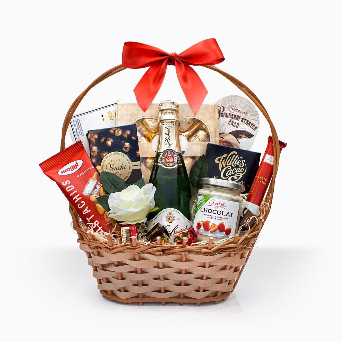 """Gift Basket """"With Love"""""""