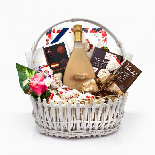"Gift Basket ""Italian Holidays"""