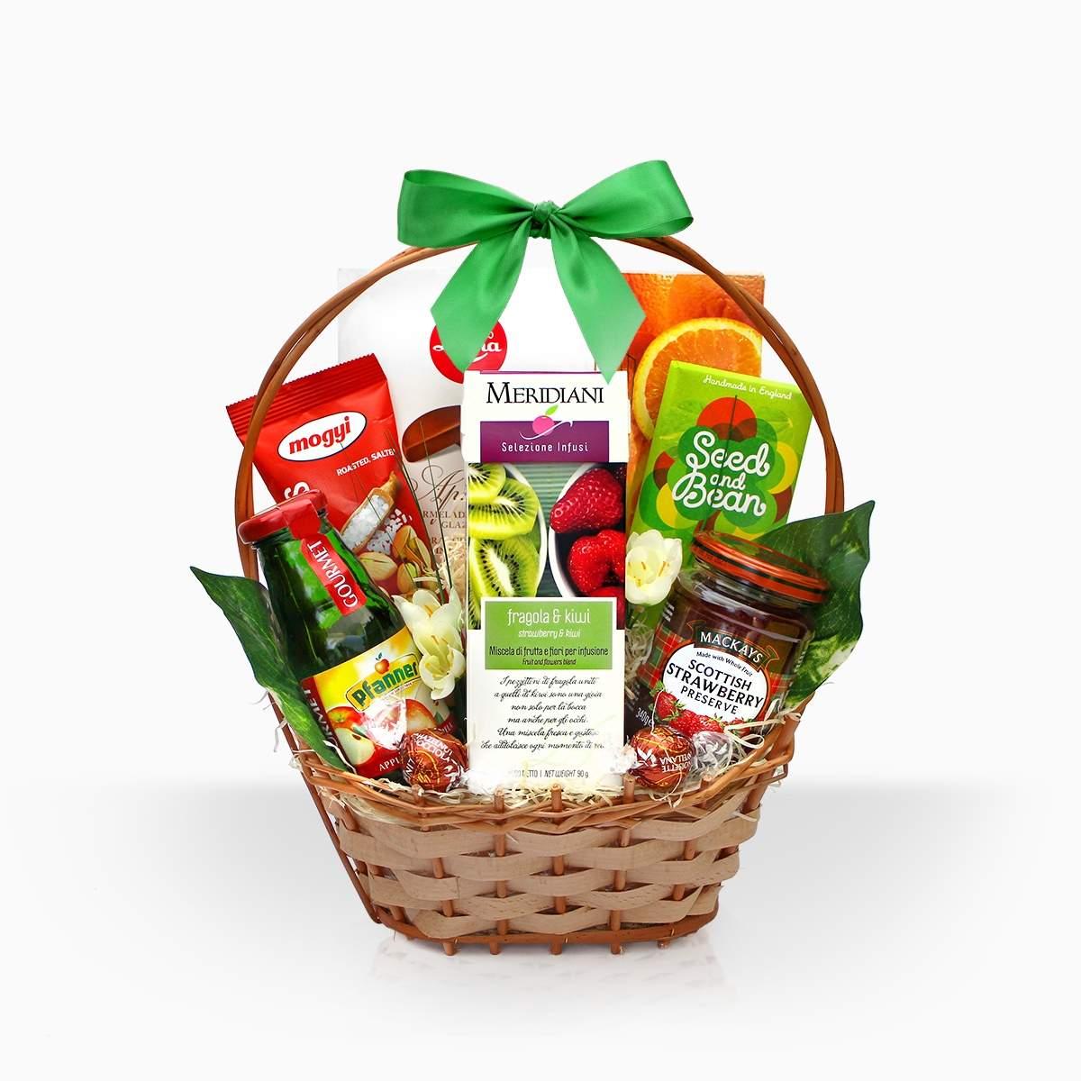 """Gift Basket """"Sweet Spring"""""""