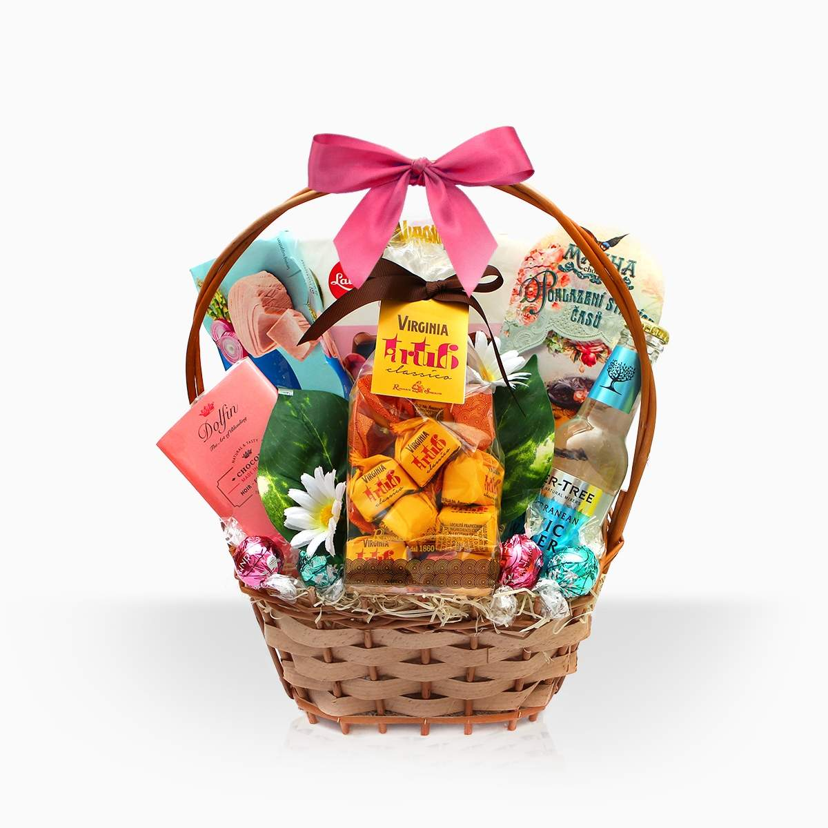 "Gift Basket ""Pastel Moment"""