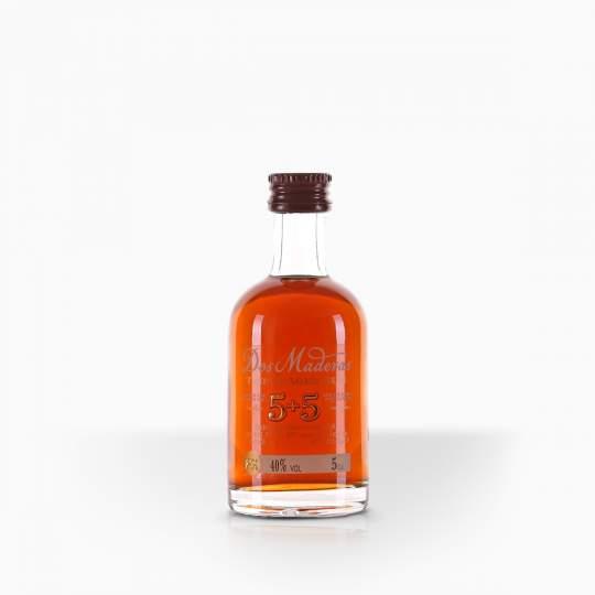 Rum Dos Maderas PX 10YO 40% 0,05l