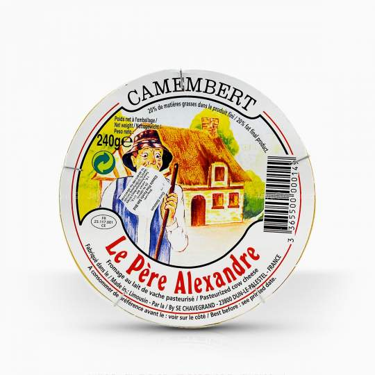 Syr Le Pere Alexandre Camembert 240g