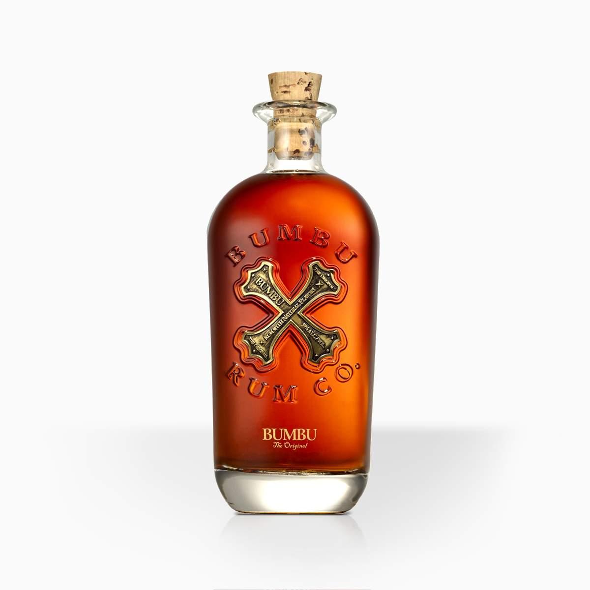 Rum Bumbu 15YO 40% 0,7l
