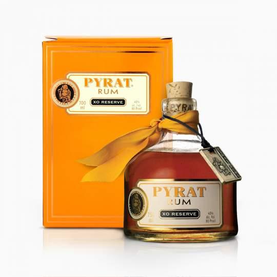 Rum Pyrat XO 40% 0,7l