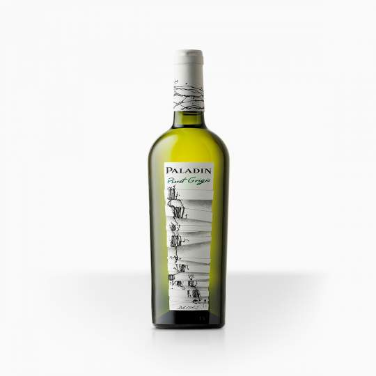 Víno Paladin Pinot Grigio 12,5% 0,75l