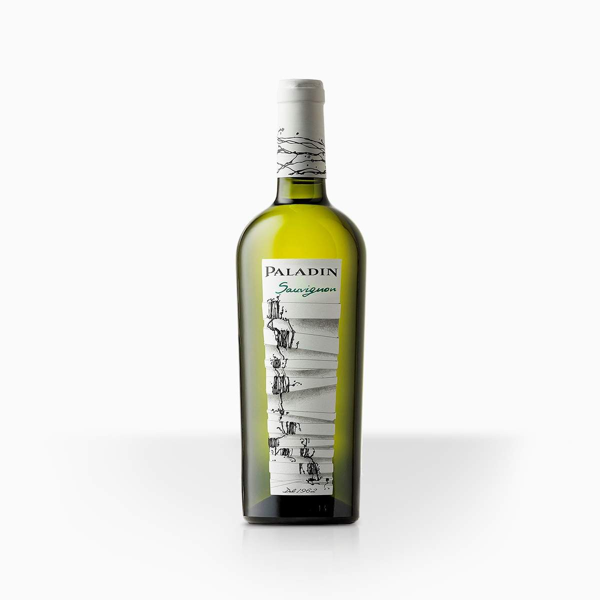 Víno Paladin Sauvignon 12,5% 0,75l