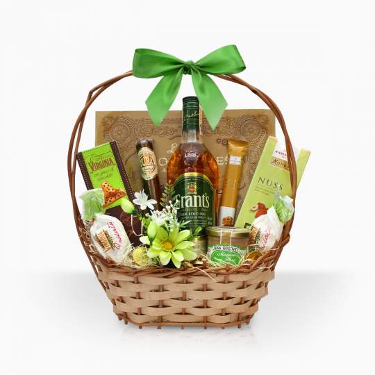 "Gift basket ""Candle light"""