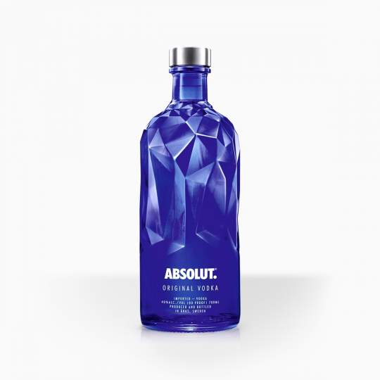 Vodka Absolut Facet 40% 0,7l