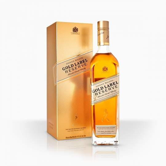 Whisky Johnnie Walker Gold Reserve 40% 0,7l