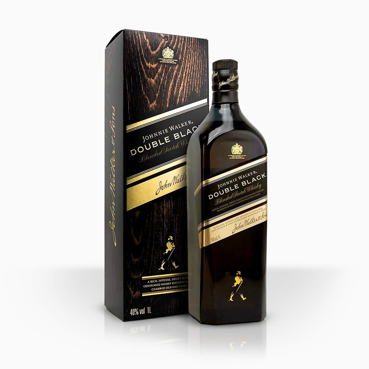 Whisky Johnnie Walker Double Black 40% 0,7l