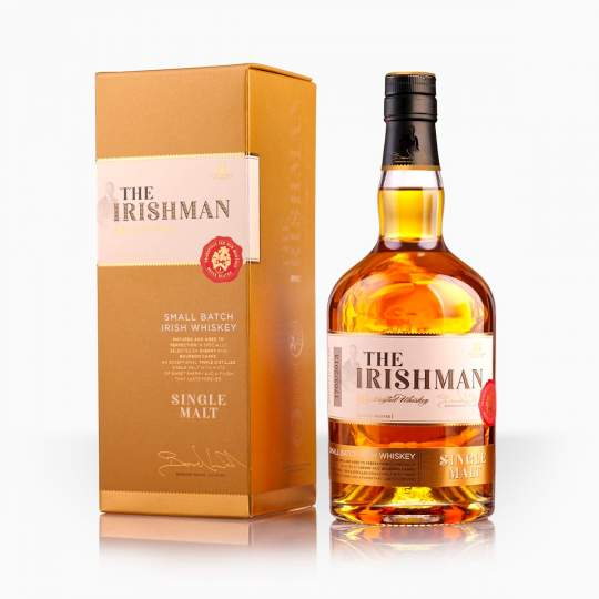 Whisky The Irishman Single Malt 40% 0,7l