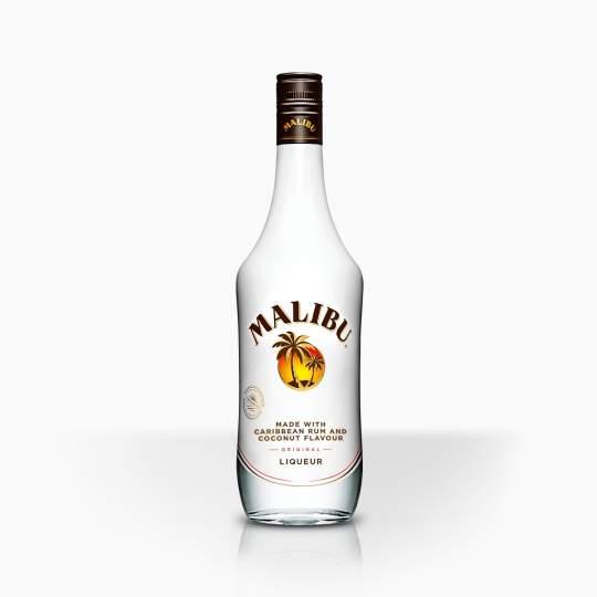 Likér Malibu 21% 0,7l